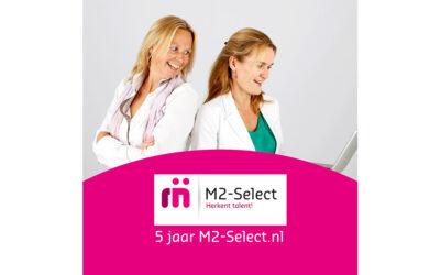 5 jaar M2-Select