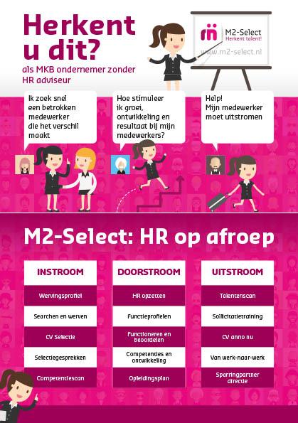HR op afroep